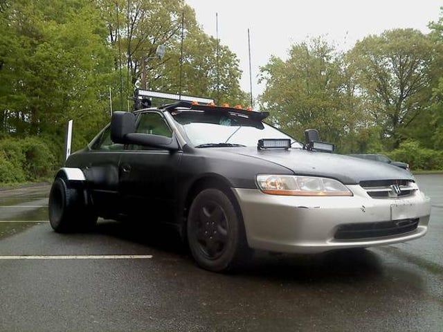 1998 Honda Accord ... dually