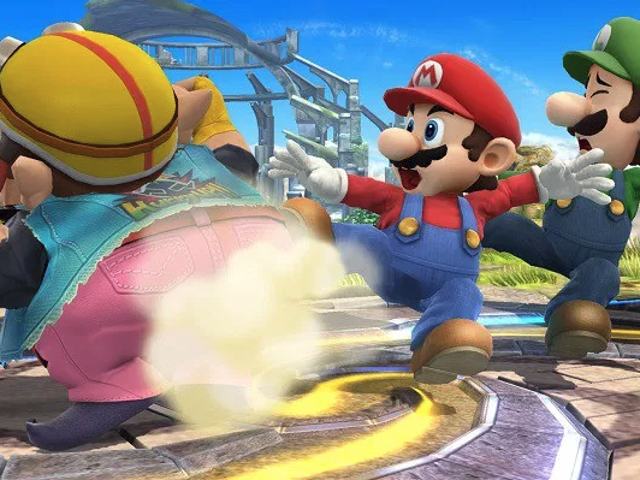 Smash Players Plead With Each Other To Please, For The Love Of God, Stop Smelling So Bad