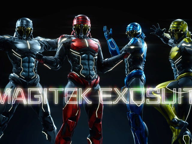 Square Enix Is Fixing <i>FFXV</i> Costumes Because Of The <i>Power Rangers</i>