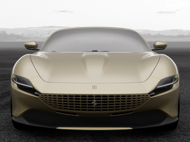 ¿Cómo vas a configurar tu Ferrari Roma?
