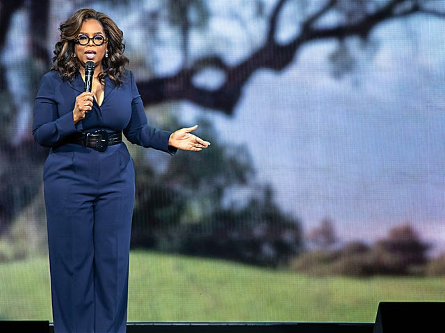 Oprah Backed out of a Documentary About Russell Simmons, men hendes beslutning havde intet at gøre med Russell Simmons Okay