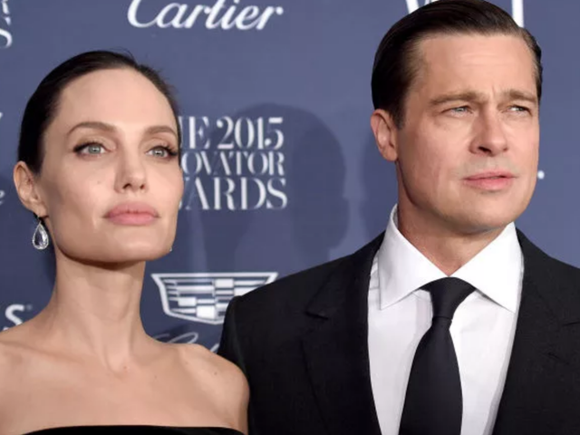 Brad Pitt Calls Angelina Jolie's Request for Child Support an 'Effort to Manipulate Media Coverage'