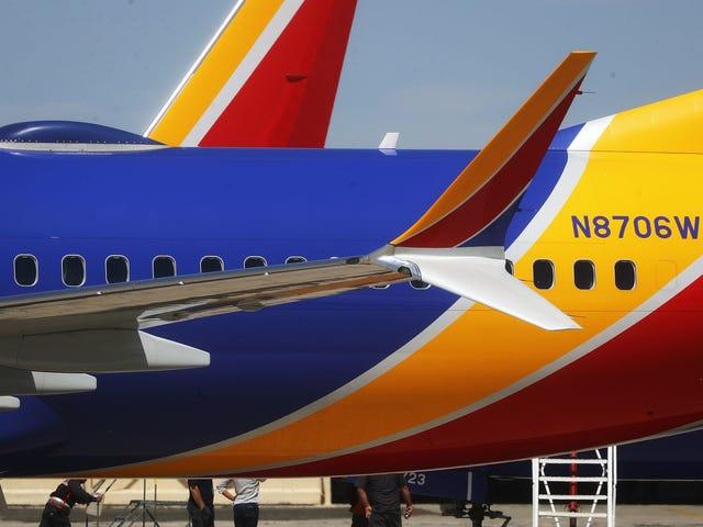 Southwest Airlines Tweetade en passagerares personliga flygnummer offentligt - och fördubblades sedan