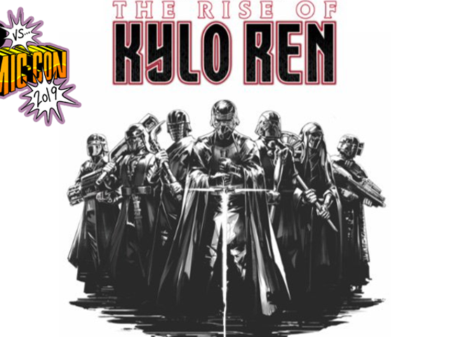 Charles Soule's Next Star Wars Comic Will Tell the Story Behind the Knights of Ren