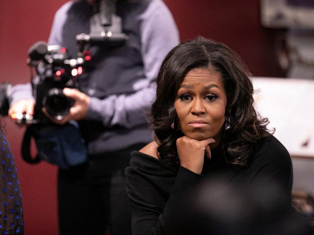 Le mémoire de Michelle Obama est devenu un documentaire