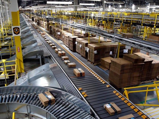 Informe: La FTC puede estar considerando un escrutinio más cercano de la competencia antimonopolio de Amazon