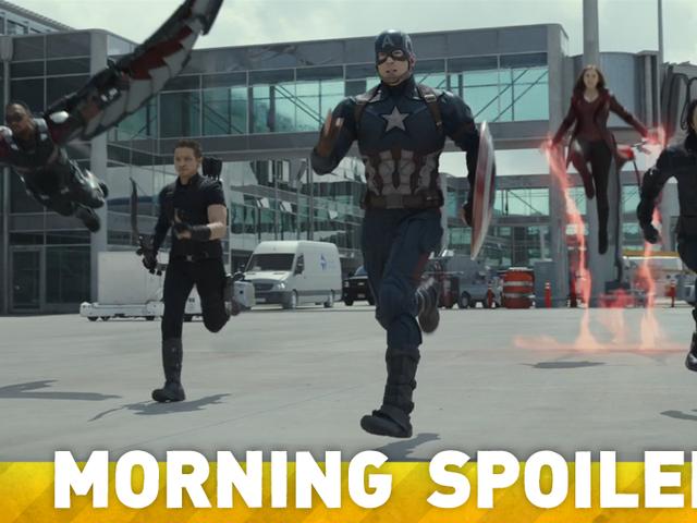 Kunne det være enda flere store dødsfall i Captain America: Civil War ?