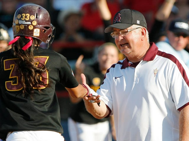Softball Coach's Son, Accused Of Harassing Auburn Players, Violated Rules At Arizona State