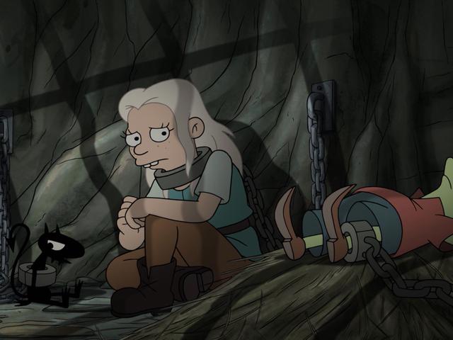 O desencanto encerra sua primeira temporada com um julgamento de bruxas e um novo rei