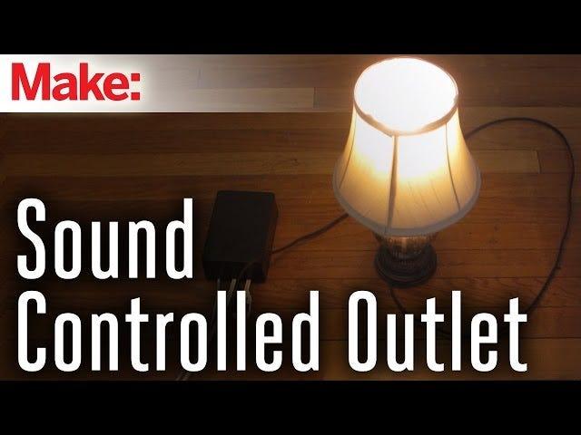 Arduinoでサウンドアクティブなアウトレットを作る