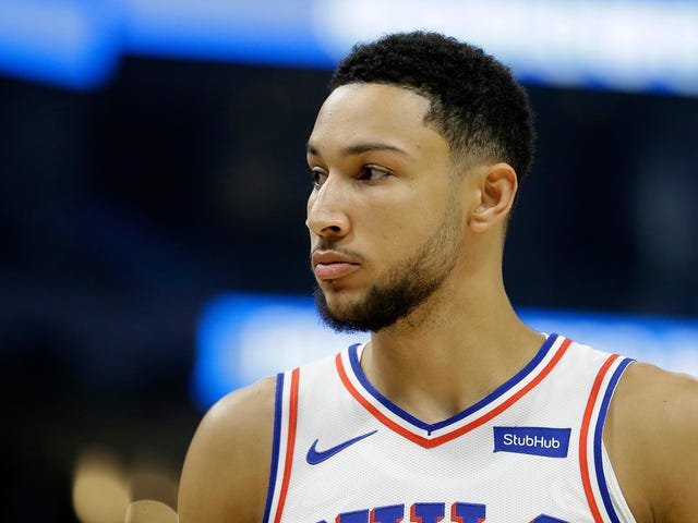 "Ben Simmons Shouts Out Australian Hero ""Egg Boy"" On His Sneakers"