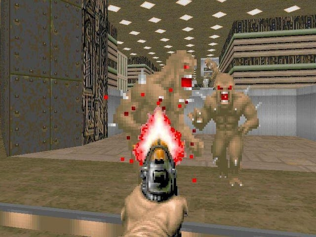 Insanely Difficult DOOM Record Beaten After 20 Years