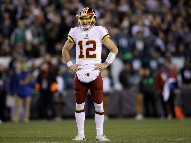 The Skins Have The Amazing Ability To Complicate And Worsen Any Injury To Their Players