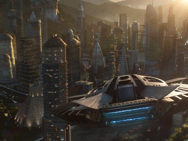 Whose World Is This? Black Panther Production Designer Hannah Beachler Walks Us Through Wakanda