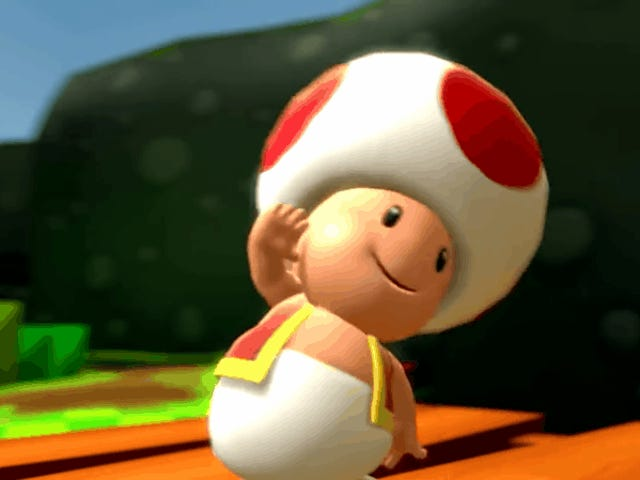 Wikipedia Editors Fight Over Whether to Include the President's Dick in Article About Nintendo's Toad