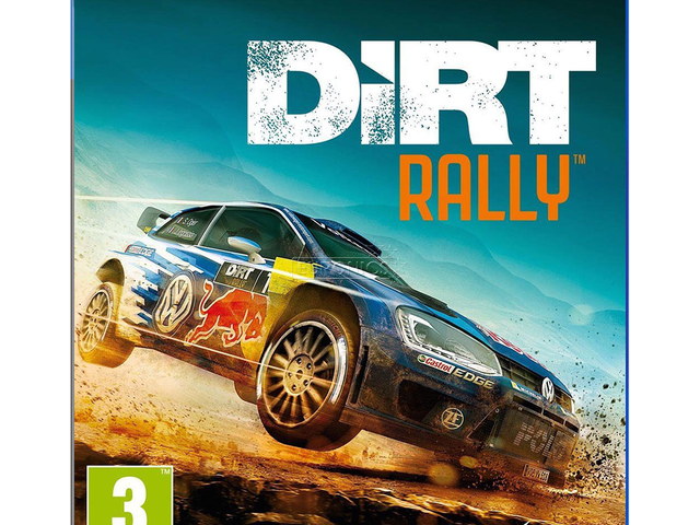 DIRT Rally :: Opponauts, assemble