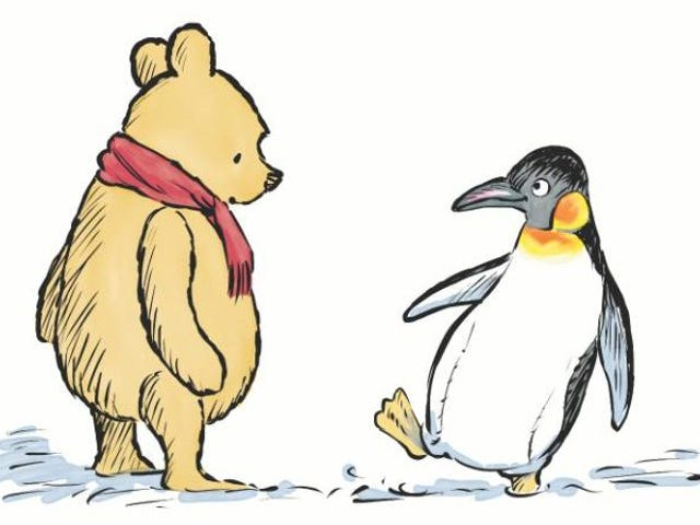 """Cuộc sống """"không xác định"""" của Pal mới của Pooh"""