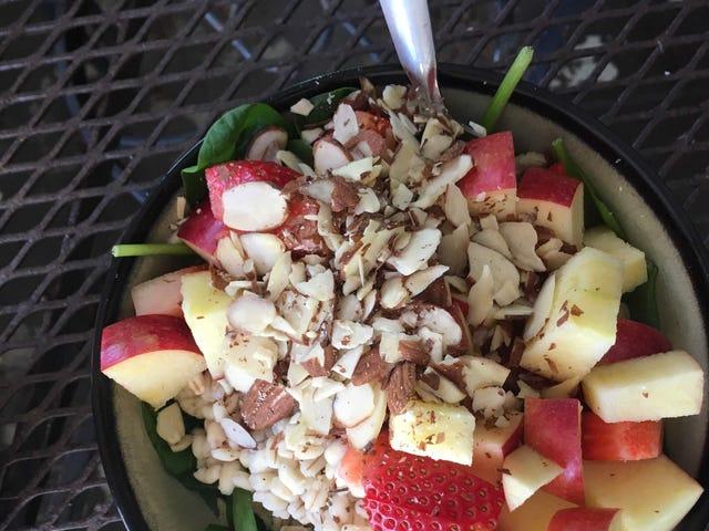 如果你想吃少量加工食品,试试这些餐点