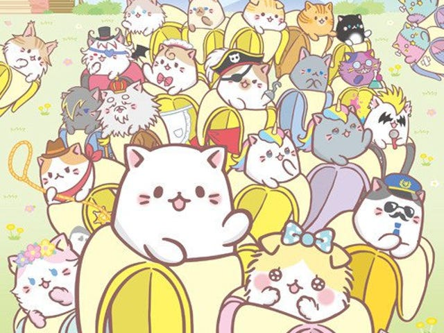 The anime of Bananya gets a second season