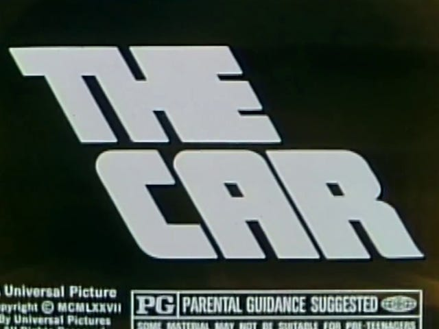 Svengoolie: The Car (1977)