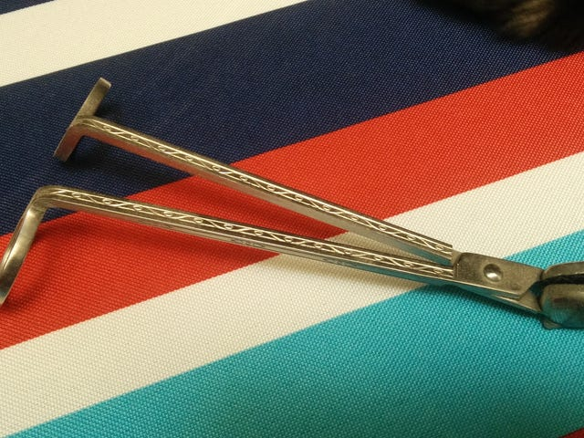 Identify this implement.