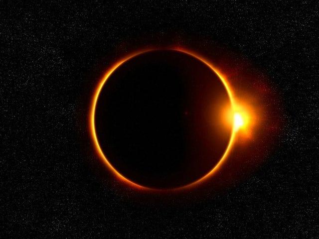 这个应用程序将允许盲人体验Eclipse
