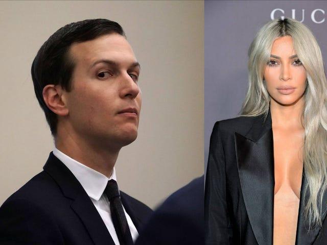 Kim Kardashian Goes to Washington