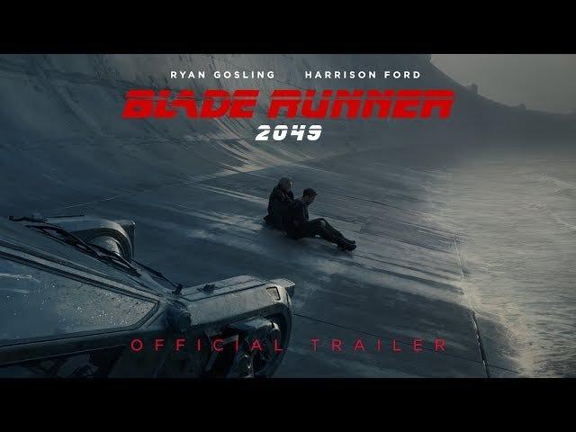 New Blade Runner 2049 trailer declares war