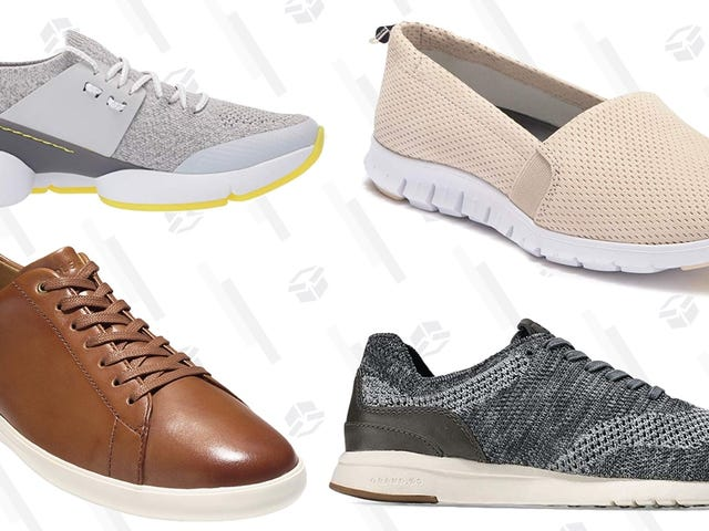 Run Away With a Great Deal On Cole Haan Shoes From Amazon