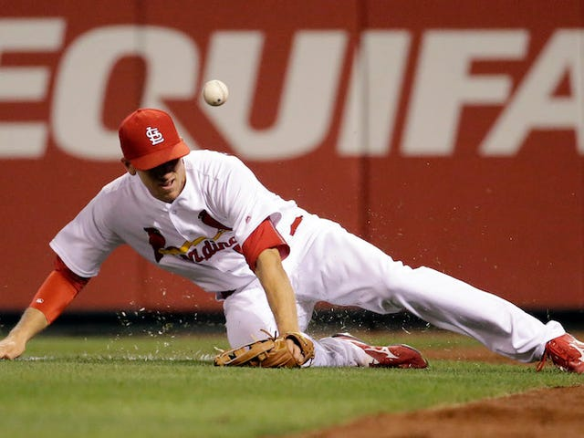 The Cardinals Lost Their 37th Game