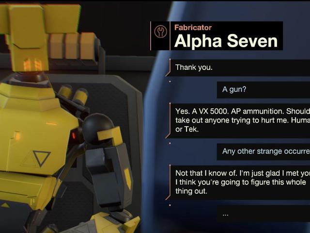 Pekeliling Subpermukaan memberitahu Kisah Detektif Robot yang ringkas dan Engrossing
