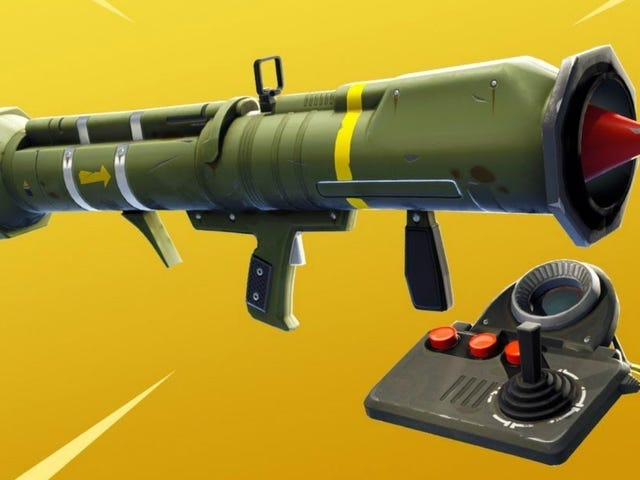 Fortnite Gets Guided Missiles Back, And They're Less Likely To Dominate