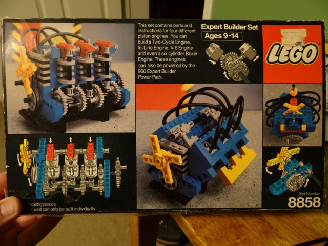 Finally, I Have The LEGO Set I Always Wanted