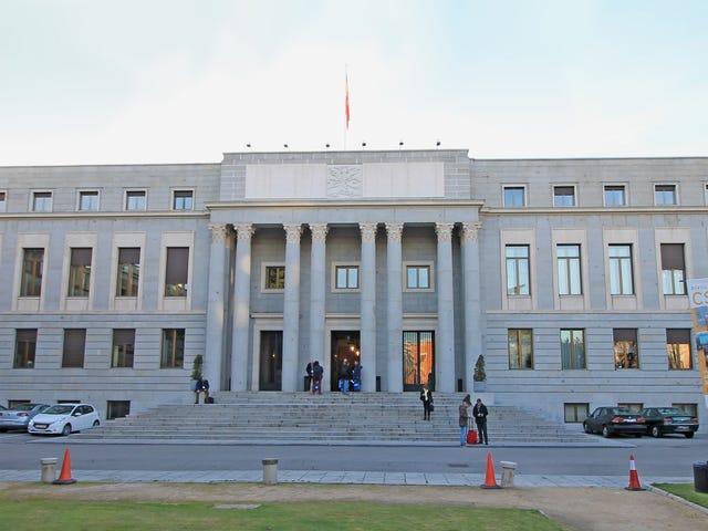 Η πρωτεύουσα είναι ιστορική, η προεδρία της CSIC (η περιφερειακή υπηρεσία της έρευνας της Ισπανίας).  Aunque ...