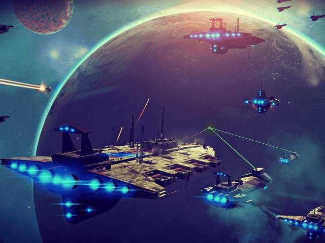No Man's Sky Players Are Documenting Thousands Of Black Holes