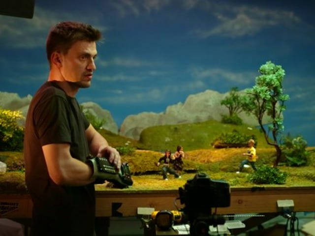 Stop Motion Animator Hacks Nintendo Power Handschuh