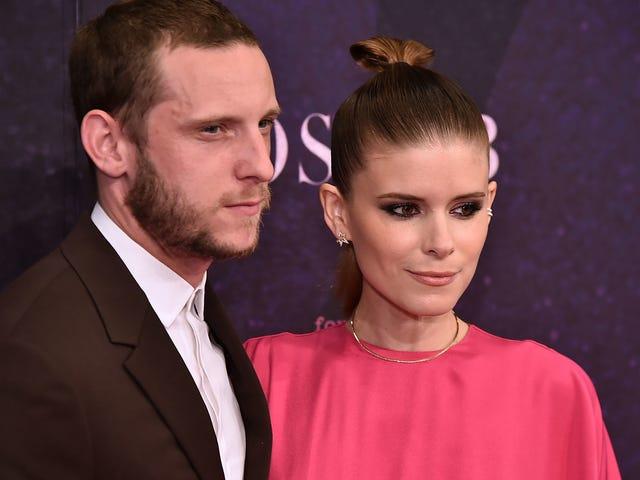 Kate Mara's Boobs Gave Away Her Pregnancy