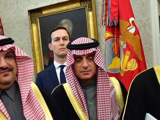 You'll Never Believe This, But Jared Kushner Is Not Well-Respected Overseas