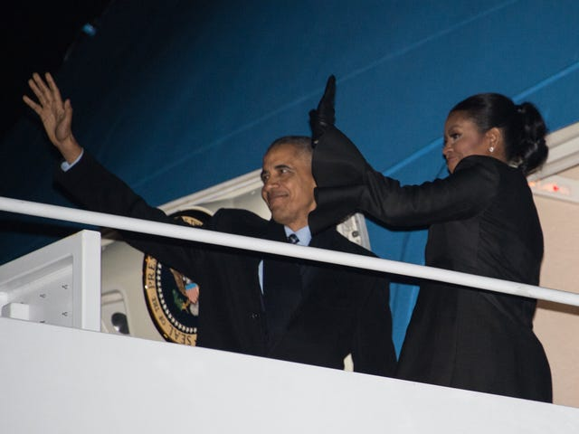 President Obama Is Really Leaving, Will Deliver Farewell Address in Chicago