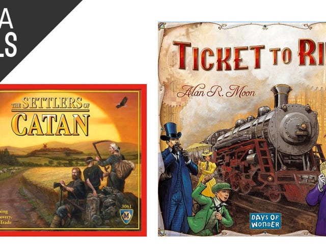 Target's Offering Rare Board Game Discounts Today