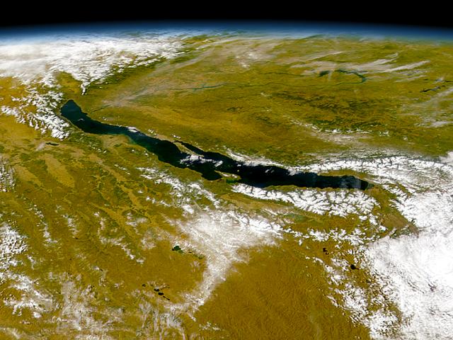 Chińskie Miasto cierpiących na Susze proponuje rurociąg do rurociągów pompujących z Syberii
