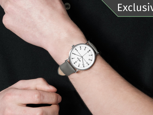 Grab An Affordable, Attractive, Breda Watch For Around $50 [Exclusive]