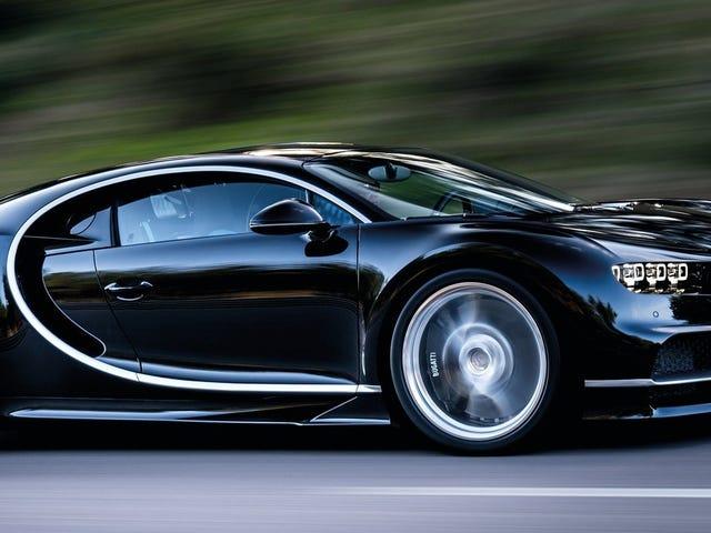 Comment Internet a bafoué les plus grandes nouvelles sur la prochaine voiture la plus rapide du monde