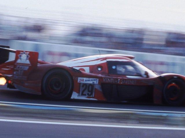 Flere detaljer Kom inn på Le Mans 2020 'Hypercar Class'