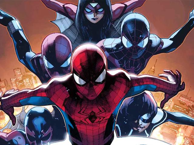 En viktig påminnelse om at <i>Spider-Verse</i> er fortsatt en av Marvel's Best Comics i år