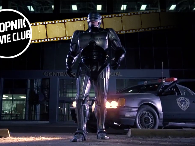 It Sucks That We All Live In The World Of RoboCop Now But The Movie Is Great