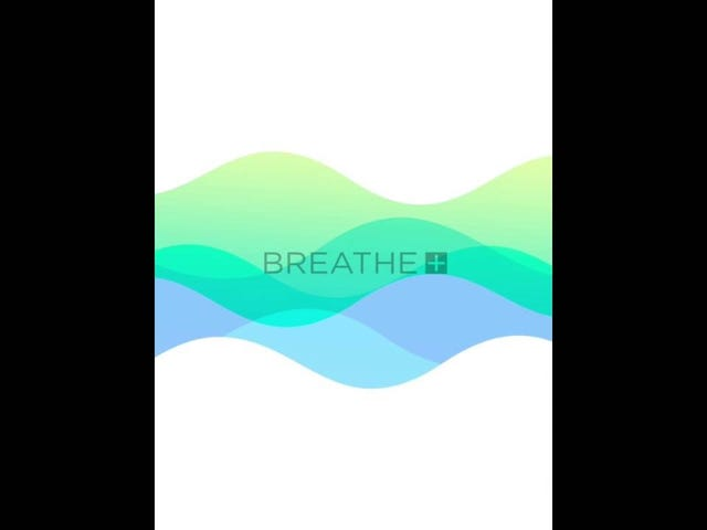 Breathe for iPhone Walks You Through Breathing and Relaxation Exercises