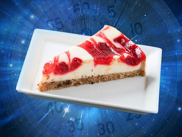 Yes, you can make cheesecake in under one hour