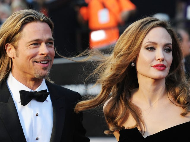 'No One Thinks' Angelina and Brad Will Ever Get Divorced, and She Might Even 'Take Him Back'