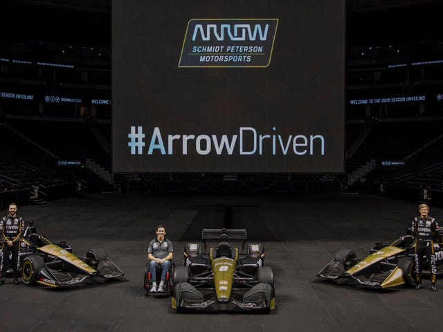 Robert Wickens' Team Has a Car For Him When He's Ready